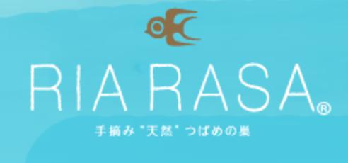 RIA RASA ロゴ