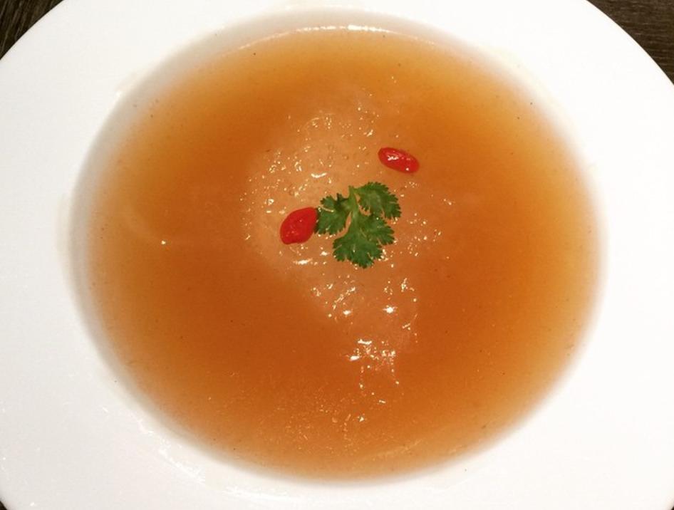ツバメの巣スープ